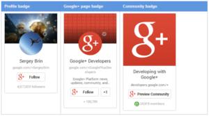 Cómo añadir la insignia «Añadir a los círculos» de Google+ a WordPress
