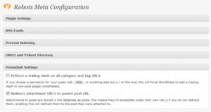 Configurar la meta etiqueta de los robots en WordPress por medio de un plugin gratuito