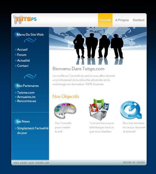 Diseño web crea un kit gráfico para tu sitio web