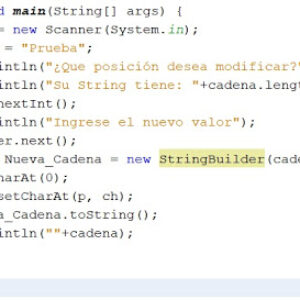 Cadena de Java reemplazar(), reemplazarFirst() y reemplazarAll() método