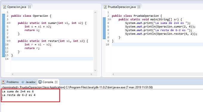 El método join() en Java con el ejemplo