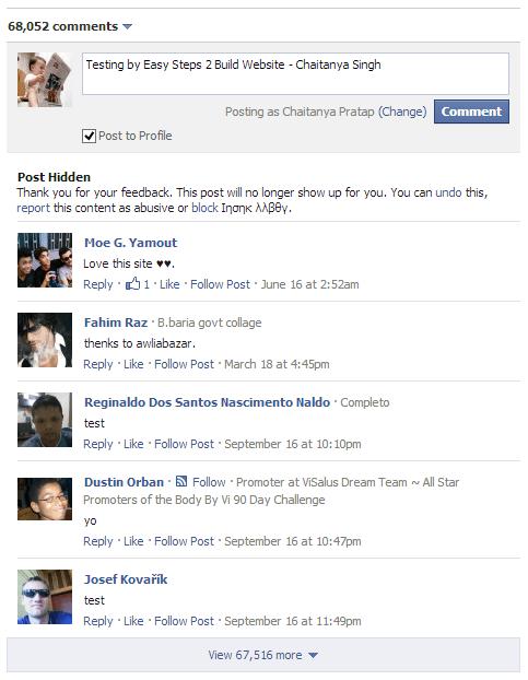 Añadir comentarios de Facebook a WordPress