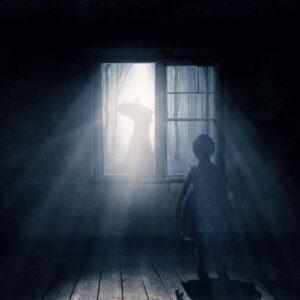 Fotomanipulación La noche del horror