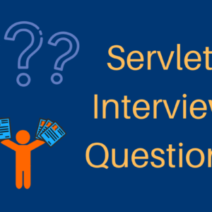 Preguntas y respuestas de la entrevista de Servlet