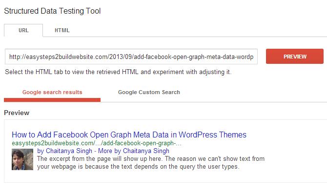 Google más verificación de autoría