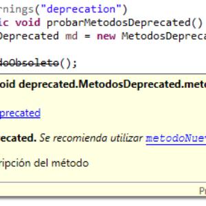 Tutorial de Anotaciones en Java con ejemplos