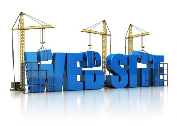 cómo construir un sitio web desde cero